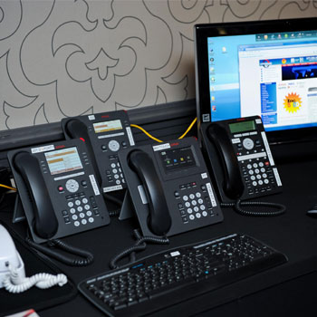 avaya-phone-set